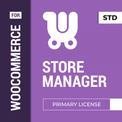 Store Manager for WooCommerce, Primary License