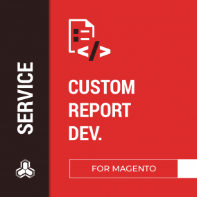 Custom Report Development for Magento
