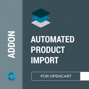 Automated Product Import for OpenCart