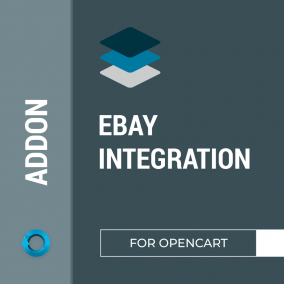 eBay Integration for OpenCart