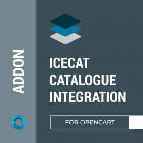 ICEcat Product Catalogue Integration for OpenCart