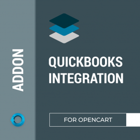 QuickBooks Integration for OpenCart