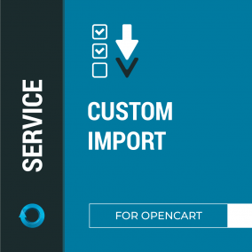 OpenCart Import As a Service