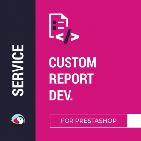 Custom Report Development for PrestaShop