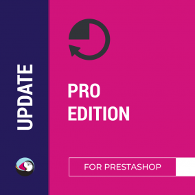 Update Service for PrestaShop Store Manager Professional Edition