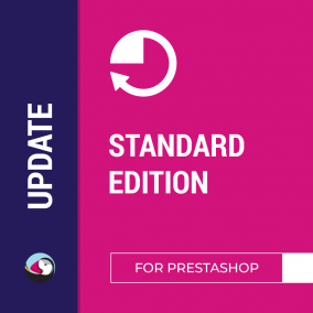 Update Service for PrestaShop Store Manager Standard Edition