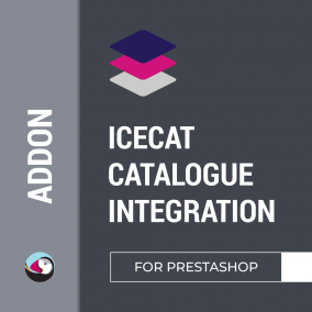 ICEcat Product Catalogue Integration for PrestaShop