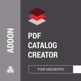 Magento PDF Catalog Creator
