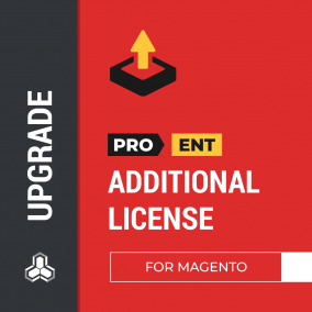 "Upgrade ""PRO"" to ""Enterprise"" - Additional License"