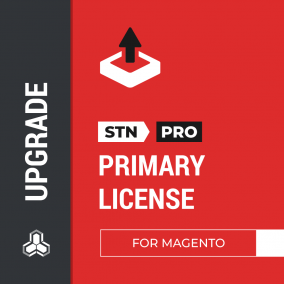 "Upgrade ""Standard"" to ""PRO"" - Primary License"