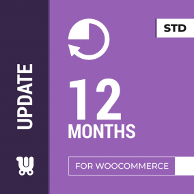 12  Months Updates for wooCommerce Store Manager
