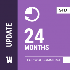 24  Months Updates for WooCommerce Store Manager