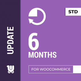6 Months Updates for wooCommerce Store Manager