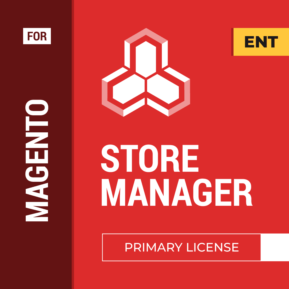 Store Manager for Magento Enterprise Edition, 1 Primary + 3 Additional Licenses