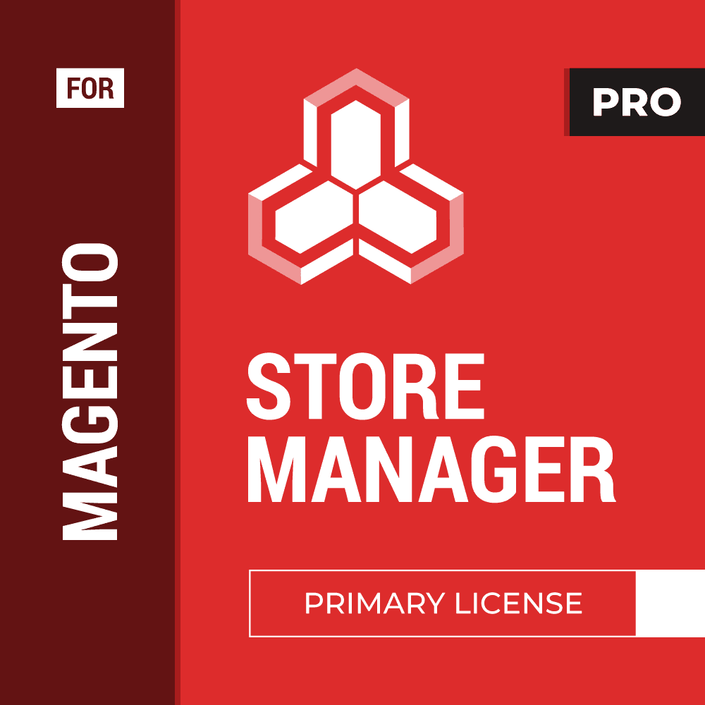 Store Manager for Magento PRO Primary and FREE Additional License